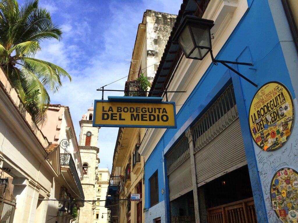 la-bodeguita-del-medio-1024x768 Aber woher kommt der Mojito wirklich?
