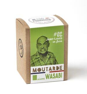 Moutarde Sésame Wasabi