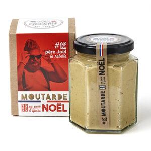 moutarde de noel c'est français pere joel le rebelle