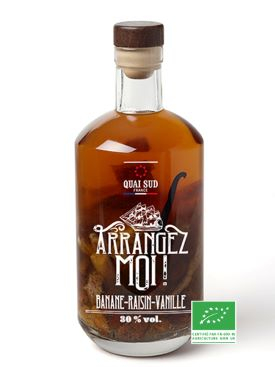 ARRANGEZ-MOI BIO* BANANE-RAISIN-VANILLE-0