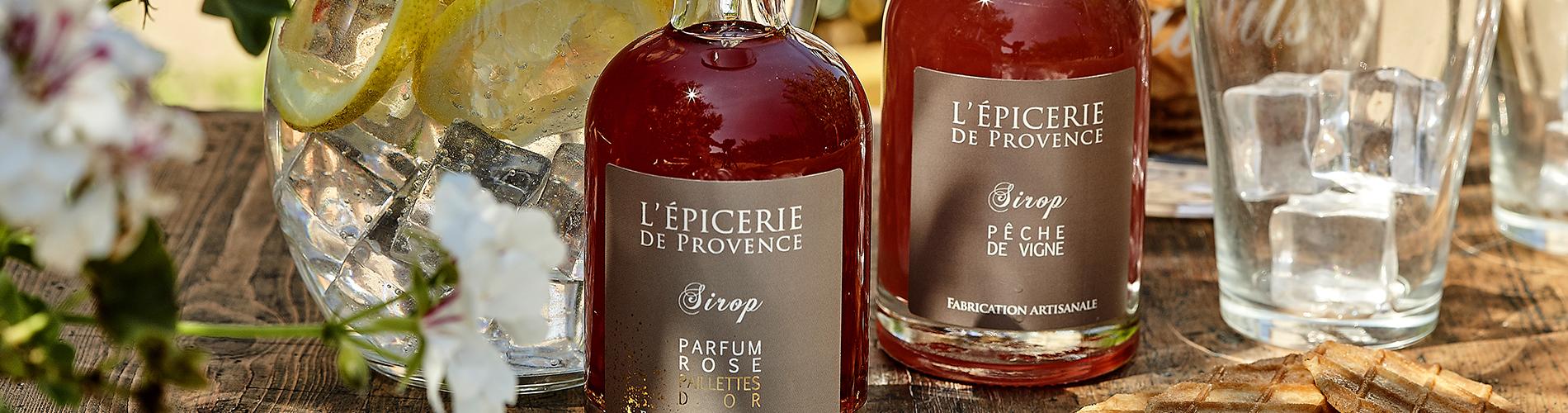 BANNIERE-EDP L'Épicerie de Provence