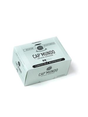 boite de 10 capsules de café Cap Mundo Yrgatcheffe