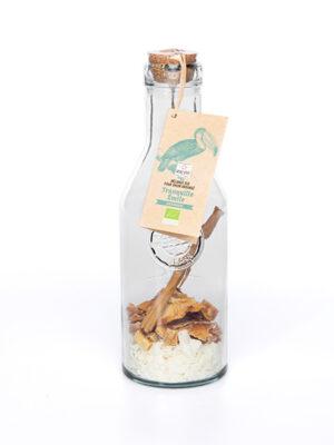 carafe mélange rhum arrangé BIO tranquille Emile Quai Sud