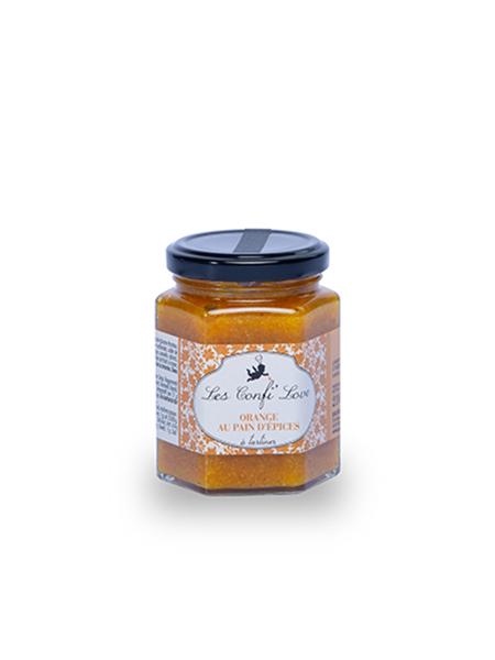Confi'love oranges au pain d'épices Gourmet in Love