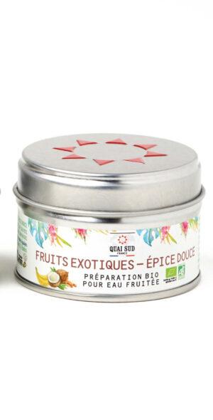 organic preparation for fruit water