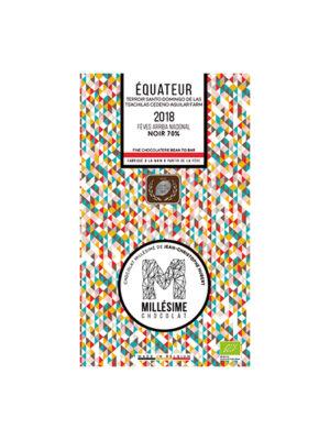 chocolat BIO Equateur en tablette