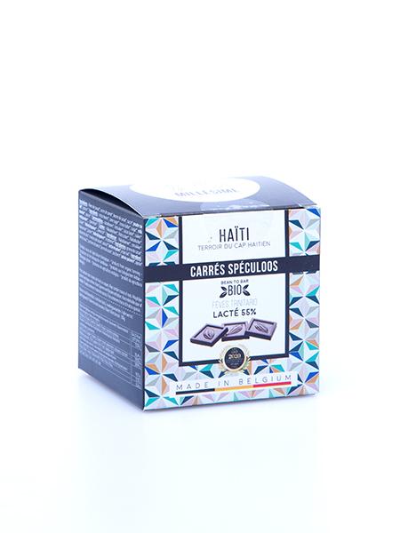 napolitains de chocolat lacte speculoose de tahiti millesime quaisud