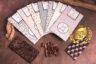 tablettes de chocolat Millésime