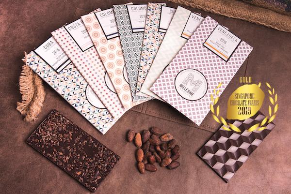 Millesime-Chocolat-Singapore-Newspaper Millésime