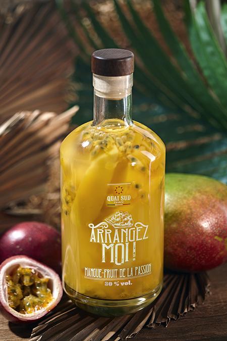 ARRANGEZ-MOI MANGUE FRUITS DE LA PASSION -0