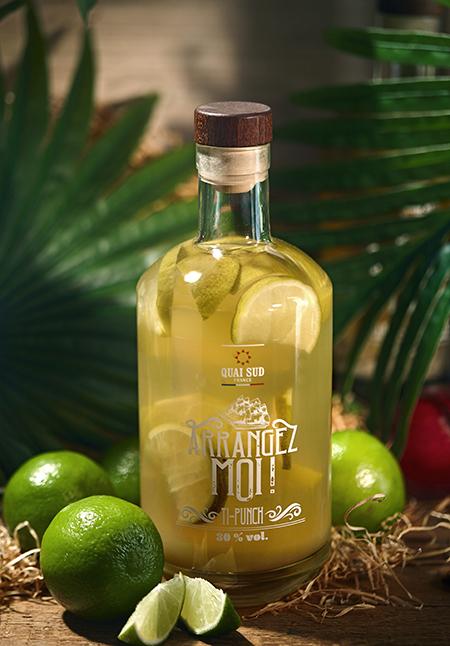 ARRANGEZ-MOI TI PUNCH (Citron vert)-0