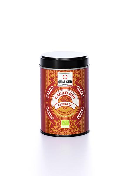 Cacao aromatisé à la Cannelle BIO-0