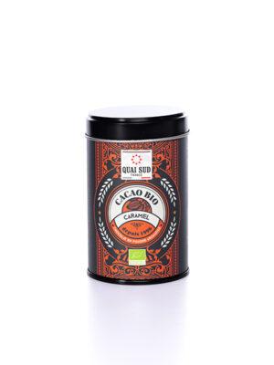 Cacao aromatisé au caramel BIO-0