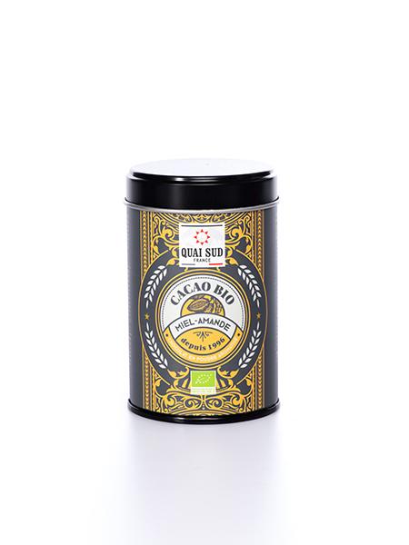 Cacao aromatisé Miel-Amande BIO-0