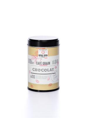 Grains de café aromatisé chocolat -0