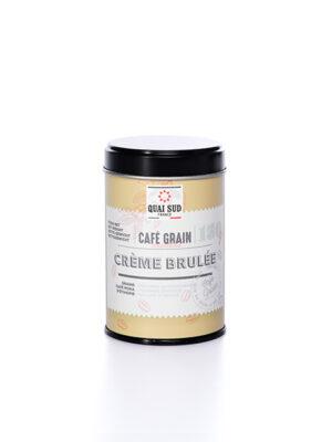 GRAINS DE CAFÉ AROMATISÉ CRÈME BRULÉE -0
