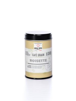 CAFE EN GRAIN AROMATISE NOISETTE 100%PUR ARABICA-0