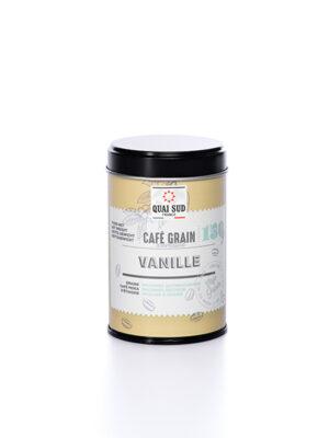 GRAINS DE CAFÉ AROMATISÉ VANILLE-0