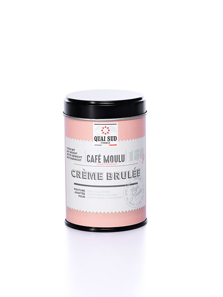 Coffee flavoured with Crème Brulée-0