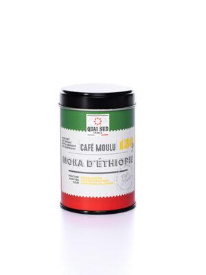 Äthiopischer gemahlener Moka Sidamo Kaffee-0