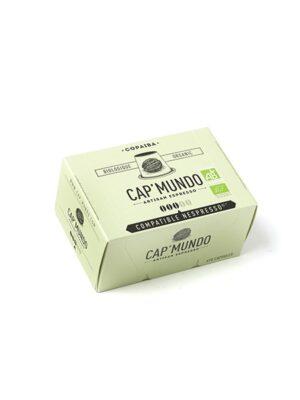 Copaiba coffee capsules