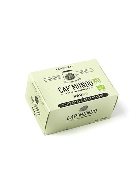 Copaiba Kaffee-Kapseln
