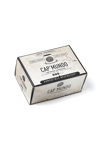 Coffee Capsule Don Jimenez Nespresso Compatible