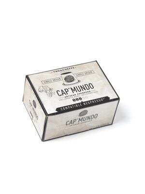 Capsules Yrgacheffe Café Cap Mundo