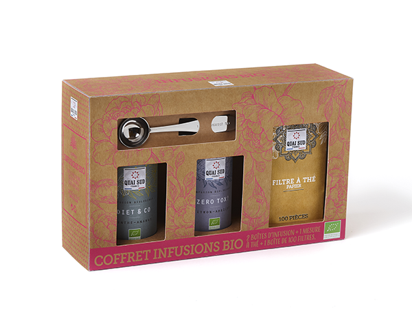 COFFRET INFUSIONS