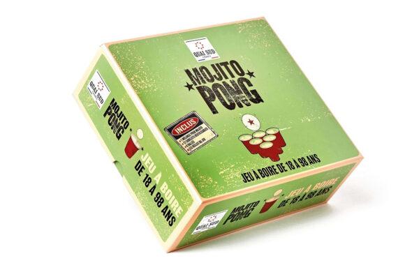 Coffret Mojito Pong