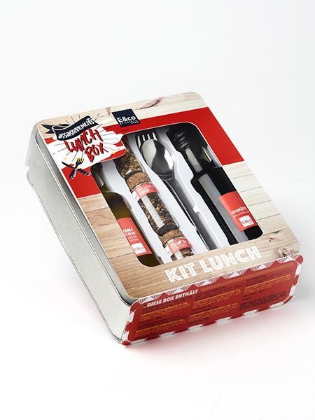 kit lunch box coffret Epices&co Quai Sud