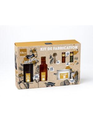 """kit de fabrication """"ma moutarde maison""""-0"""