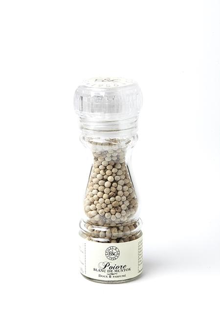 Muntok White Pepper Mill