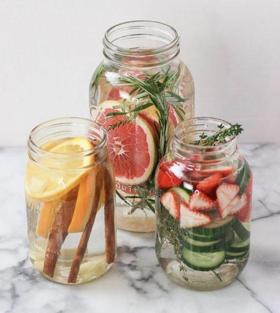 eau-fruitee-1 Quels sont les bienfaits des eaux fruitées ?