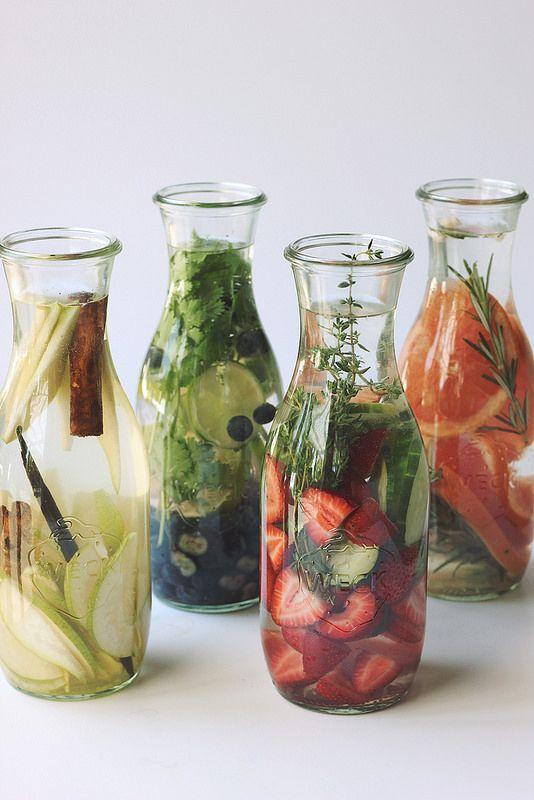 eau-fruitee-bouteille Quels sont les bienfaits des eaux fruitées ?