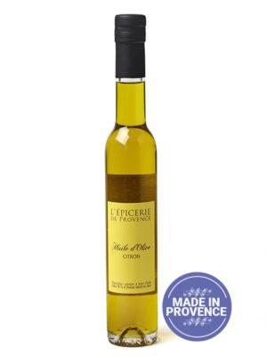 Huile d'Olive Extrait naturel de Citron
