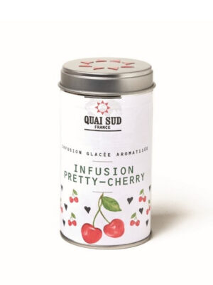 Iced tea pretty cherry box pop-0