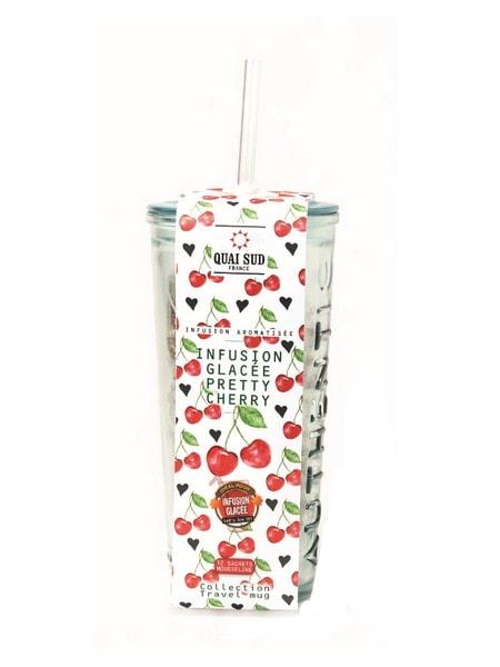 Pretty Cherry travel mug-0