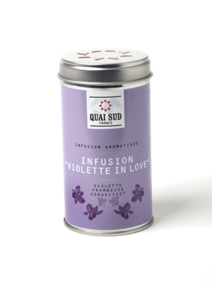 Infusion violet in love box pop-0