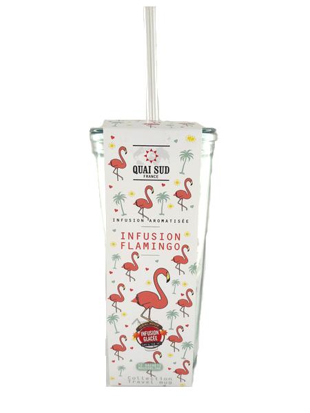 Flamingo travel mug-0