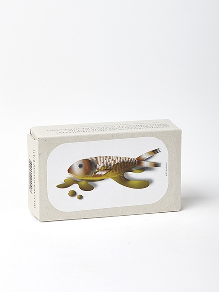 Small Sardines Extra Olive Oil