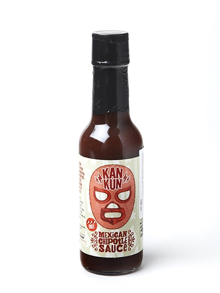 Hot Mexican Sauce