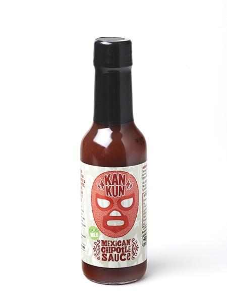 Sauce Mexicaine Chipotle Legère