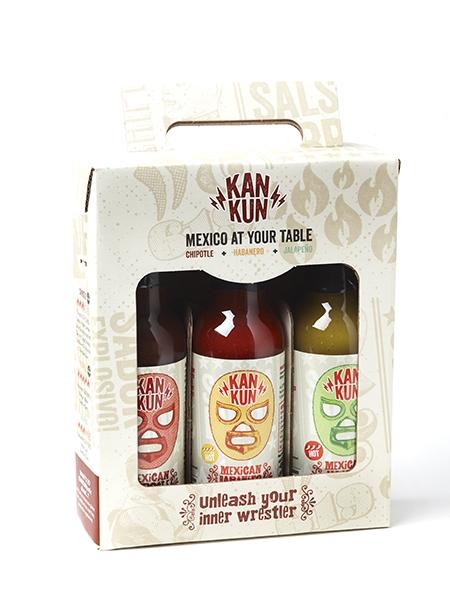 Kankun Mexican Sauce Set