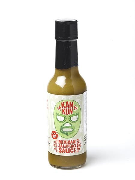 KANKUN Jalapeno Mexican Sauce