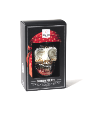 Mélange pour mojito pirate mason jar quai sud