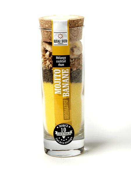 Mélange pour Mojito Banane Quai Sud