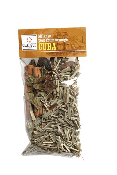 Mix for Cuba arranged rum bag-0