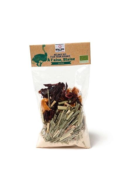 A l'aise blaise mélange bio pour rhum arrangé baobab