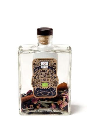 Bio-Gin-Cocktail-Mix mit Wacholderbeeren